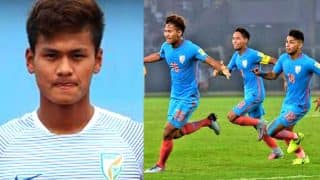 FIFA Under-17 World Cup 2017: Jeakson Singh Thaunaojam Scores India's First Goal In A Football World Cup, Receives Praise From Sunil Chhetri And Twitterati