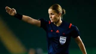 Watch Esther Staubli Talking on Being The First Female Referee at a FIFA U-17 World Cup in 16 years