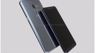 लीक हुई Samsung Galaxy A7 2018 की तस्वीर और स्पेसिफिकेशन