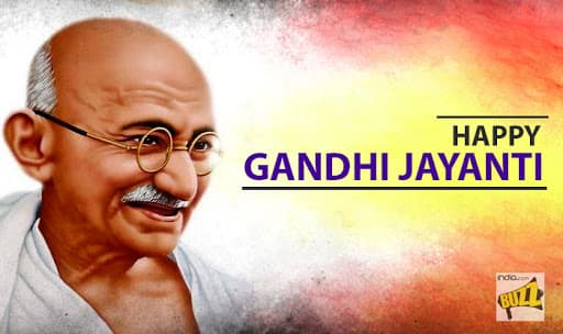 Charmant Gandhi Jayanti 2017 Wishes: Best Whatsapp Messages, Quotes And Photos To  Remember Mahatma Gandhi
