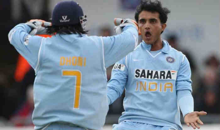 Sourav Ganguly regret not having MS Dhoni in 2003 World Cup squad