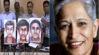 Gauri Lankesh Murder Case: Attackers Came to Bengaluru Weeks Before Crime, Cops Release Sketches And CCTV Footage