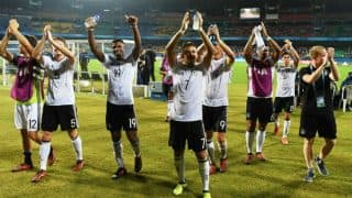 FIFA Under-17 World Cup: Germany Thrash Colombia 4-0 to Book Place in Quarter Finals