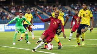 Ghana vs Colombia, Match Highlights & Results, FIFA U-17 World Cup 2017: Courtesy Sadiq Ibrahim's Strike, Ghana Win 1-0