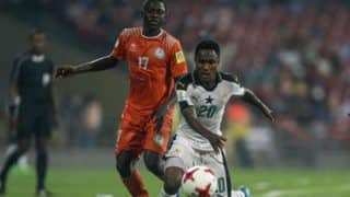 FIFA Under-17 World Cup 2017: Ghana Beat Niger 2-0 to Enter Quarterfinals