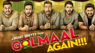Golmaal Again Box Office Collection Day 1: Ajay Devgn And Gang Record Biggest Opening Of The Year; Bag Rs 33 Crore
