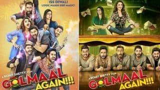 Golmaal Again Quick Movie Review: Ajay Devgn And Gang's Comedy Lacks Magic But Ensures An Entertaining First Half