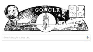 Google Doodle Celebrates 156th Birth Anniversary Of Fridtjof Nansen, Nobel Peace Prize Recipient And Norwegian Explorer