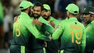 Pakistan's Mohammad Hafeez Has Bowled 1200 Overs Without a No-Ball in ODIs