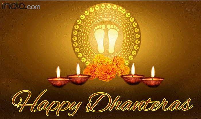 Dhanteras 2017 wishes best whatsapp messages gif images sms photo credits shrutika bhosale m4hsunfo