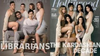 Kardashian's 10-year Anniversary Photo Made Into A Parody By Librarians Is Cracking Up The Internet