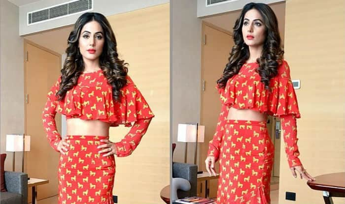 Bigg Boss 11 Contestant Hina Khan S Instagram Style Files Will Give