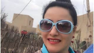 हरियाणा पुलिस ने हनीप्रीत को गिरफ्तार किया, आज कोर्ट में पेशी