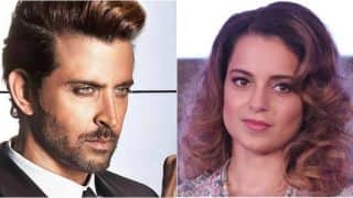Hrithik Roshan Explains What Happened When Kangana Ranaut Came Up To His Room After A Party