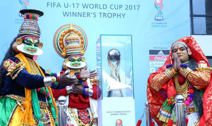 Federation Internationale de Football Association U-17 WC: President Wishes Black Starlets Well