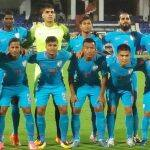 India Climb to 102nd Spot in The Latest FIFA Rankings