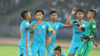 फीफा वर्ल्डकप 2017ः घाना ने भारत को 4-0 से दी मात, इसी के साथ भारत टूर्नामेंट से बाहर