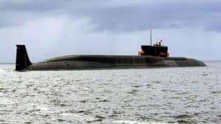 INS Aridhaman, Navy's Latest Nuclear Submarine, Set For Sea Trials