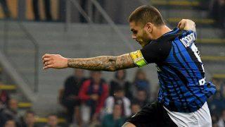 Mauro Icardi's Hat-trick Inspires Inter Milan to Beat AC Milan 3-1 in Sunday Derby
