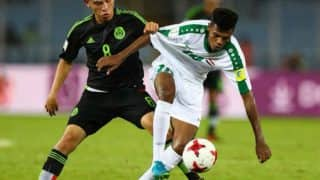 FIFA U-17 World Cup 2017: Iraq Hold Two-Time Champions Mexico to 1-1 Draw