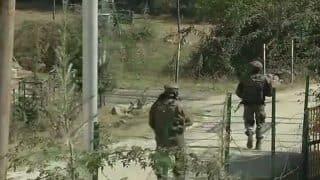 Srinagar BSF Camp Suicide Attack: One Jawan Matyred, All Three Terrorists Shot Down; Search Operation on