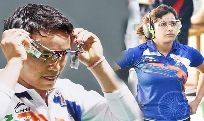 Jitu Rai, Heena Sidhu clinch gold in ISSF World Cup
