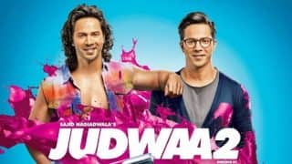 Judwaa 2 Box Office Collection: Varun Dhawan, Taapsee Pannu, Jacqueline Fernandez Starrer Mints Rs 125.84 Crores