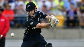 New Zealand vs Pakistan 1st ODI 2018: Kane Williamson Scores Ton as Kiwis Win Rain-Hit Game