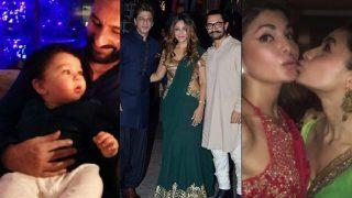 Alia Bhatt, Kareena Kapoor Khan, Taimur Ali Khan, Misha Kapoor, Jhanvi Kapoor: 10 Pics That Show How B-Town Celebrated Diwali
