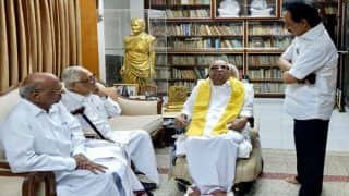 Karunanidhi's Health News: Tamil Nadu DGP's Circular Calling All Police Officals to Their Respective Bases Triggers Panic