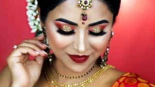 Karwa Chauth 2017 Makeup: Step-By-Step Makeup Tutorial to Look Gorgeous on this Auspicious Day