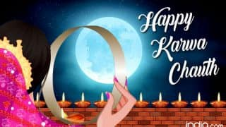 Karwa Chauth 2017 Date: Katha, Significance, Tales, Origins and Shubh Muharat For The Festival