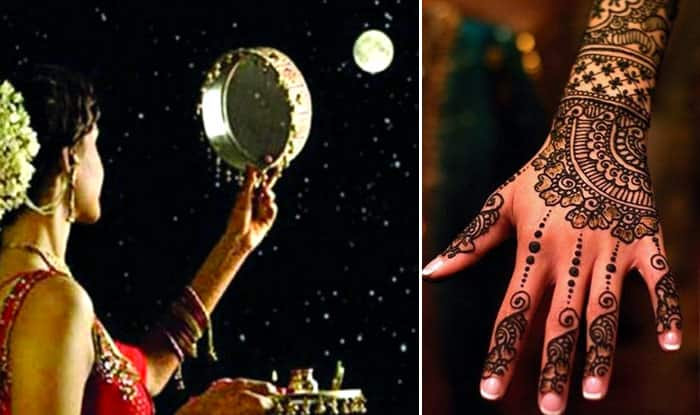 Sushma Swaraj celebrates Karwa Chauth with traditional fervour