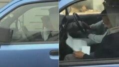 कार चोरी पर केजरीवाल के खत का उपराज्यपाल बैजल ने दिया ऐसा जवाब