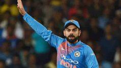 Virat Kohli Set For 200th ODI Game in Mumbai
