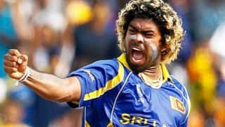 Lasith Malinga Dropped for Five-match ODI Series Against Pakistan