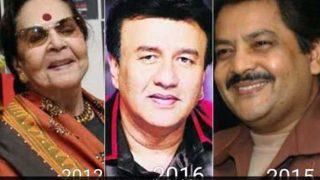 उदित नारायण, उषा खन्ना और अनु मलिक को मिला प्रतिष्ठित 'लता मंगेशकर' अवार्ड