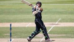 Record Partnership Between Taylor, Latham Leads New Zealand to Victory Against India in 1st ODI