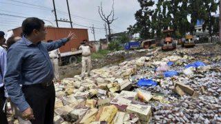 बिहार: शराबबंदी के बाद भी जहरीली शराब से 5 लोगों की मौत, कई की हालत गंभीर