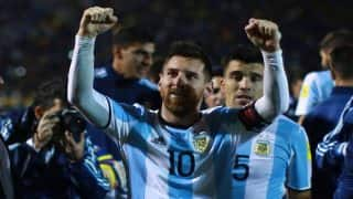 FIFA 2018 World Cup Qualifiers: Lionel Messi Hat-Trick Against Ecuador, Video Highlights