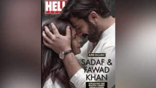 Fawad Khan Looks At Wife Sadaf Khan With So Much Love That Our Hearts Just Skipped A Beat