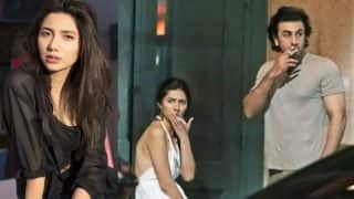 Mahira Khan Opens Up On Pictures Of Her Smoking With Ranbir Kapoor, Says She Felt Violated