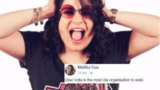 Uber Driver Abuses Mallika Dua & Asks Her to Leave: Indian Comedian Bashes Online Cab Company for Lack of Safety & Customer Care