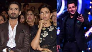 Bigg Boss 11: Deepika Padukone And Shahid Kapoor To Perform Ghoomar On Salman Khan's Show This Weekend