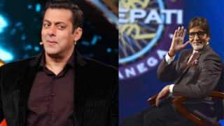 Salman Khan's Bigg Boss Can Never Get Bigger Than Amitabh Bachchan's Kaun Banega Crorepati! Here's Why