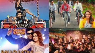Golmaal Again's Maine Tujhko Dekha, Baadshaho's Socha Hai, Tumhari Sulu's Hawa Hawai 2.0 - 7 Rehashed Hits Of 2017 Which Are Unmissable