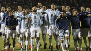 Argentina Deserve to Play FIFA 2018 World Cup 2018, Says Lionel Messi