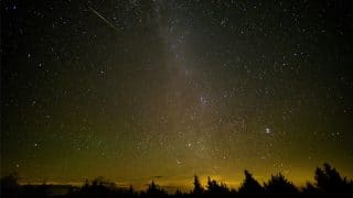 Draconid Meteor Shower: Here's All About The Stunning Celestial Event That Will Brighten Skies This Weekend