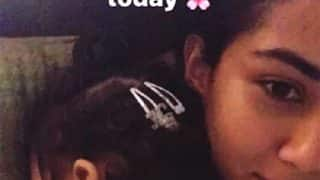 Misha Kapoor Turns 14 Months Old And Mommy Mira Rajput Takes A Selfie Of The Cutesy Doll Sleeping In Her Arms To Celebrate The Day - View Pic
