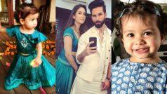 शाहिद कपूर की बेटी मिशा की ये दिवाली तस्वीरें आपका दिन बना देंगी